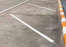 停车 免版税库存照片