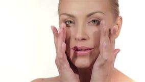 健康、skincare和自然地构成 影视素材