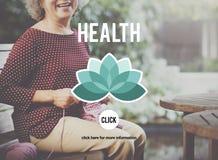 健康健康生活健康生活营养概念 库存图片