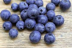 健康吃和营养的蓝莓抗氧化有机superfood 库存图片