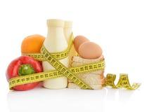 健康吃的或节食的概念。 库存照片