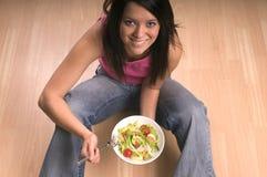 健康吃 库存图片
