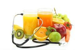 健康吃 免版税图库摄影