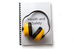 健康寄存器安全性 库存照片