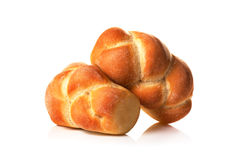 健康小圆面包 库存图片