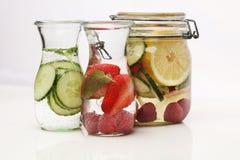 健康戒毒所水用果子 图库摄影