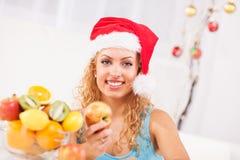 健康新年 免版税库存图片