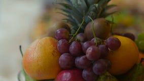 健康果子食物美好的动态看法  影视素材