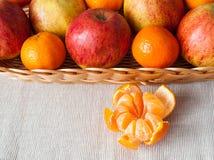 健康果子 免版税库存图片