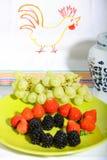健康果子16 免版税库存图片