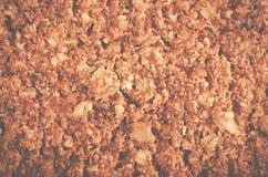 健康格兰诺拉麦片棒背景 整粒燕麦,拷贝空间 免版税库存图片
