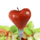 健康概念的饮食 免版税库存照片