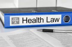 健康法律 免版税库存照片