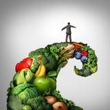 健康生存运动 向量例证