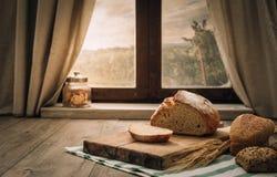 健康生活方式和食物 库存照片