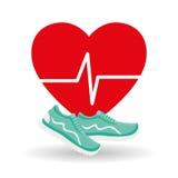 健康生活方式设计、健身和体型概念 免版税图库摄影