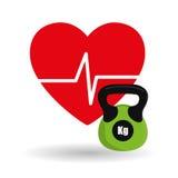 健康生活方式设计、健身和体型概念 库存图片