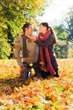 健康的夫妇 免版税库存照片
