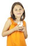 健康的女孩 免版税库存照片