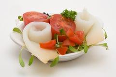 健康的开胃菜 库存照片
