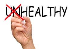健康的概念 图库摄影