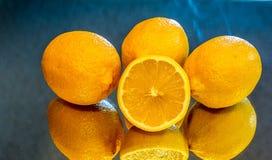 健康的自然不可思议的果子 免版税库存照片