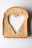 健康的面包 库存照片