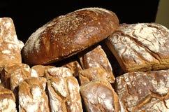 健康的面包 免版税库存图片