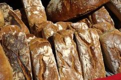 健康的面包 图库摄影