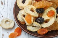 健康的食物 从干果子的混合 库存照片