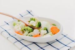 健康的食物 背景健康生活方式混合蔬菜 工作室照片 库存照片