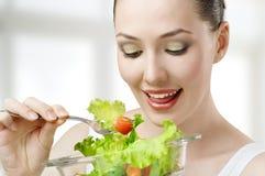 健康的食物 库存照片