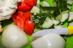 健康的食物 免版税库存图片