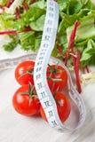 健康的饮食 免版税库存图片