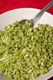 健康绿色菜沙拉 库存照片