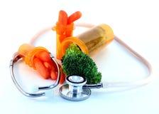 健康蔬菜 库存图片