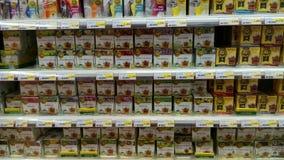 健康食品产品 库存照片