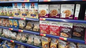 健康食品产品 免版税图库摄影