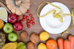 健康食品饮食斟酌损失概念能转化为酮的饮食 库存图片