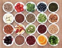 健康食品 免版税图库摄影