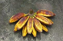 健康食物的香蕉 图库摄影