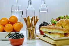 健康食物莓果 免版税库存图片