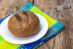 健康食物鲜美拉伊小圆面包 免版税库存图片