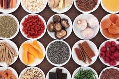 健康食物 免版税库存图片