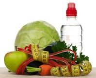 健康食物 免版税库存照片