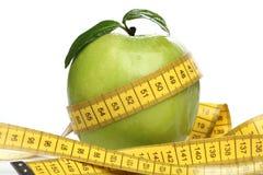 健康绿色苹果 图库摄影