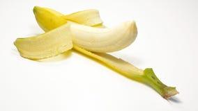 健康黄色香蕉 库存图片