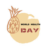 健康day2 免版税库存图片