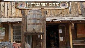 健美的春天大农场在拉斯维加斯,内华达 免版税库存照片