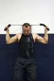 健身体操培训 库存照片